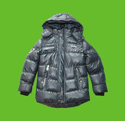 Куртка для мальчика на тинсулейте W004