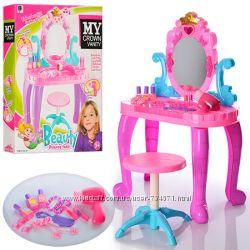 Туалетный столик трюмо Beauty 661-39, Трюмо салон красоты 661-21, Туалетный