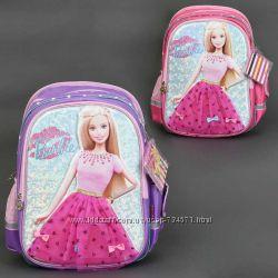 Рюкзак школьный каркасный Барби BB0311555-499