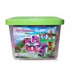 Конструктор Дім принцеси 170 детал. , в пластик. боксі 01388808