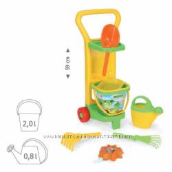 Набор Малый садовник Wader 10770, Набор для песка большой  Wader 74900