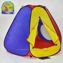 палатка Волшебный домик 3058, Палатка детская Волшебный домик 3003