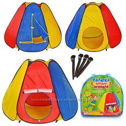Палатка M0506 Пирамида, Детская палатка A999-66