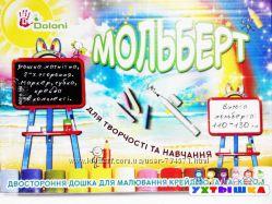 Доска-Мольберт для рисования Doloni 013777