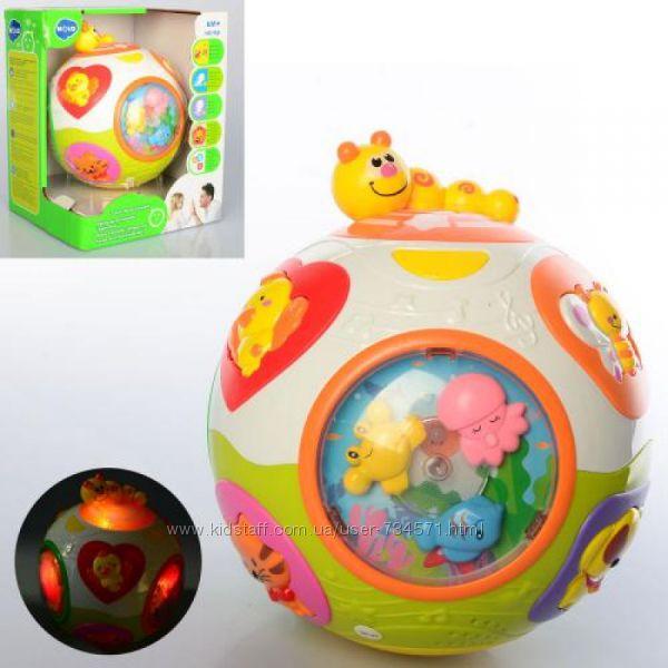 Развивающая игрушка Веселый шар 938 Hola