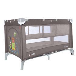 Детский манеж-кровать CARRELLO Piccolo CRL-92012 два уровня
