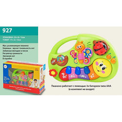 Игрушка Веселое пианино Hola Toys 927