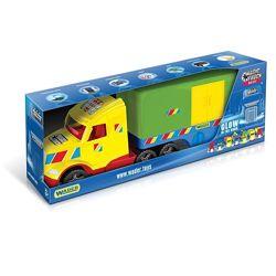 Фургон Wader 36310 Magic Truck Basic