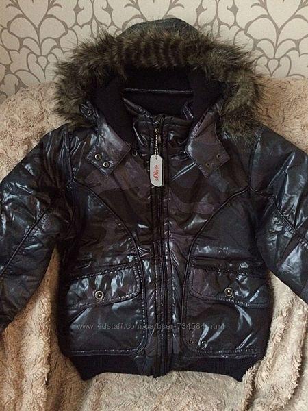Курточка S. Oliver 152 размер, новая, Германия