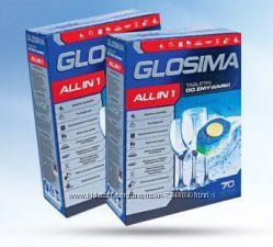 Таблетки для посудомоечной машины Glosima