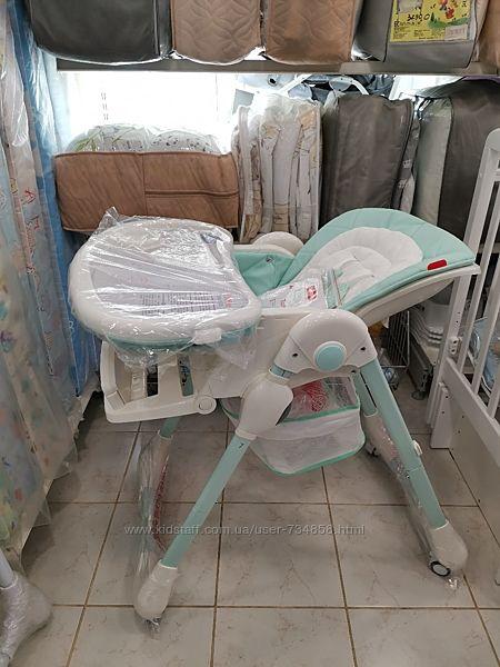 Стульчик столик для кормления ребенка  Toffee  Тоффи