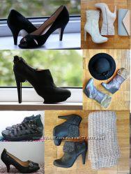 Новая женская одежда, обувь, аксессуары европейские бренды микс сток оптом