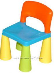 Детский стул стульчик Tega Baby Mamut, Польша. 2 расцветки в наличии