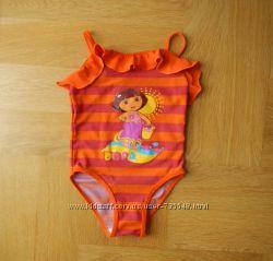 92-98 см Mothercare Dora Дора купальник шикарный фирменный
