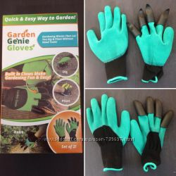 Перчатки-когти садовые