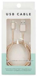USB Cable для  iPhone 678Х