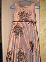Очень красивые платья на 6-8 лет