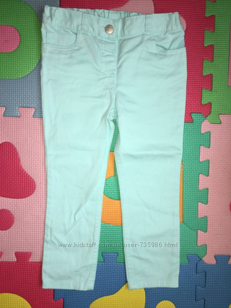 Джинсы, штанишки George на 3-4 годика по сниженной цене