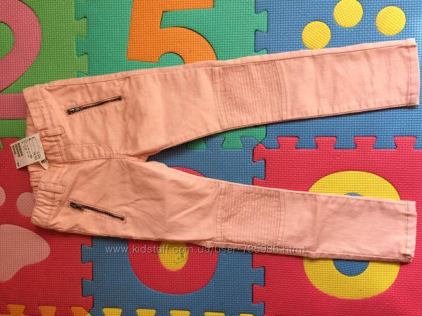 Джинсы, штаны H&M на 4-5 лет