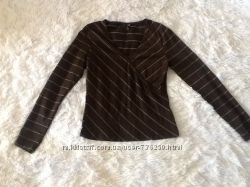 Кофта блуза реглан H&M M.