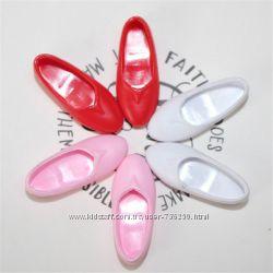 Разноцветные балетки обувь для куклы Блайз blythe Курх kurhn Лив liv.
