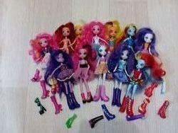 Кукла Май литл Пони эквестрия герлз хасбро My little pony equestria girls.