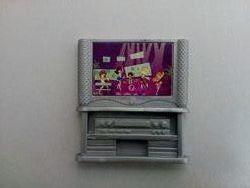 Телевизор Полли покет Polly pocket и для других кукол оригинал mattel.