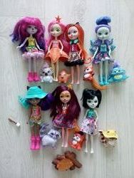 Кукла Энчантималс питомец Enchantimals  doll маттел mattel.