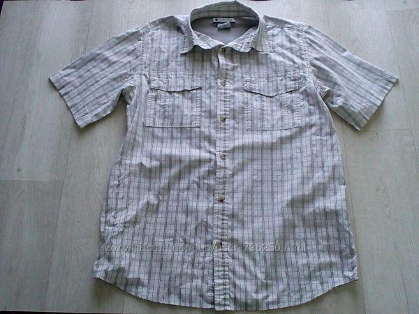 Рубашка мужская Коламбия Columbia omni-shade L.