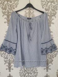 Фирменная рубашка р. 50-54