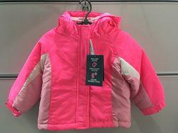 Куртка на девочку, зимняя, система 3в1, CHILDRENS PLACE р. 2Т