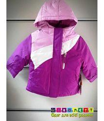 Куртка зимняя, на девочку, система 3 в 1