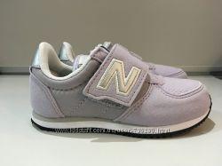 Кроссовки на девочку, на липучке, New Balance