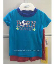 Костюм на мальчика, футболка и шорты, CHILDREN&acuteS PLACE