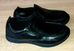 Качественные кожаные туфли, 34 размер, Индия.