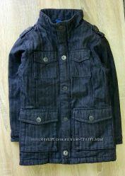Деми куртка ADAMS BOYS, рост 134 см 9 лет.