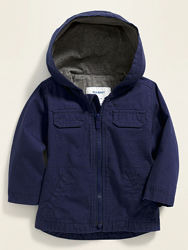 Курточки парки демисезон для мальчиков Old Navy от 6 до 24 мес