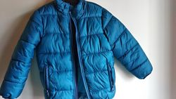 Б/у курточки пальто для мальчика демисезон еврозима от 3 до 5 лет