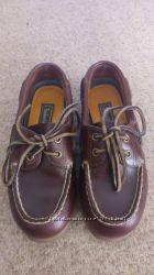 Туфли кожаные Timberland р. 31