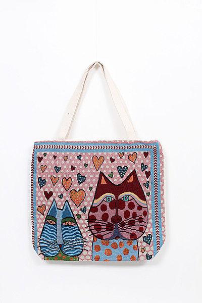 Пляжные сумки с  принтом-20 Sale