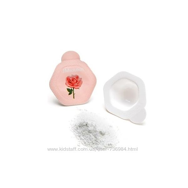 Энзимная пудра JMsolution Glow Luminious Flower Firming Powder Cleanser