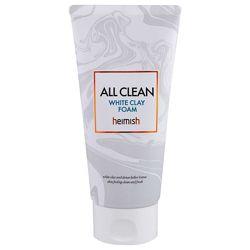 Очищающая пенка для лица Heimish All Clean White Clay Foam 150мл