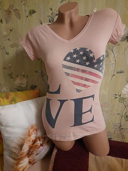 Отдам даром Женская футболка