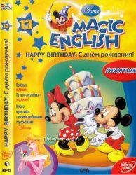 Disneys Magic English английский для малышей обучающий курс - 55 дисков