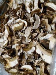 Продам белые сушеные грибы, лисички, микс грибной. Урожай 2018