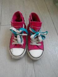 Стильные кеды, сникерсы , ботинки Y. D. для девочки 28 р 18. 5 см