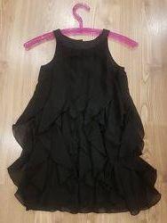 Нарядное платье платьице H&M девочке 8-9-10 л 134-140 см Новое