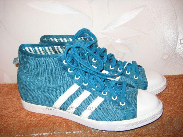 Кеды Adidas 37р. 24 см.