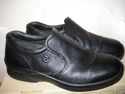 Кожаные туфли Ecco 35р. 22. 5 см.