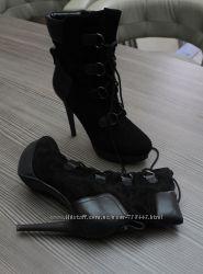 Замшевые ботинки Antonio Biaggi